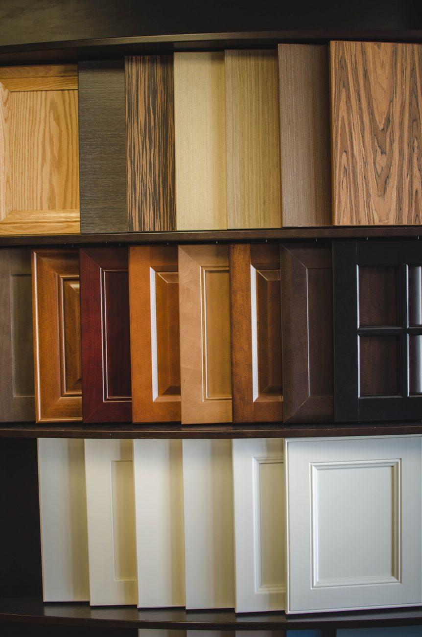 Cabinet Door Samples